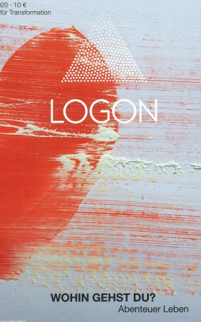 Buchcover: LOGON – Magazin für Transformation Nr.2